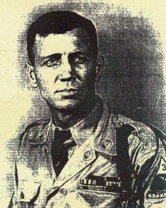 Staff Sergeant Lafayette G. Pool